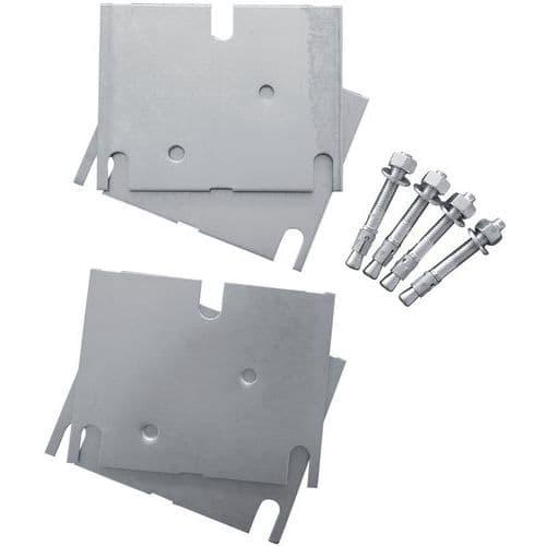 Bodenbefestigungssatz Easy-Rack