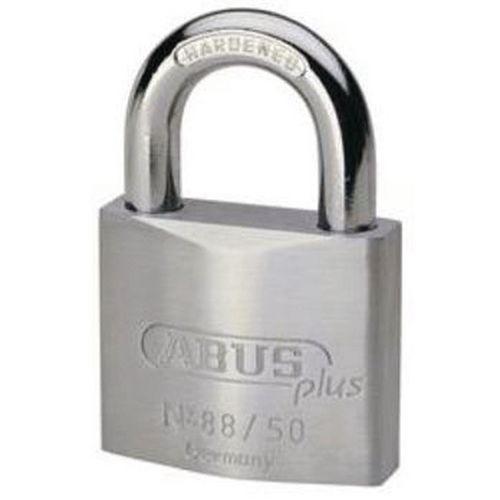 Vorhängeschloss Abus Plus Serie 88 - gleichschließend - 10 Schlüssel