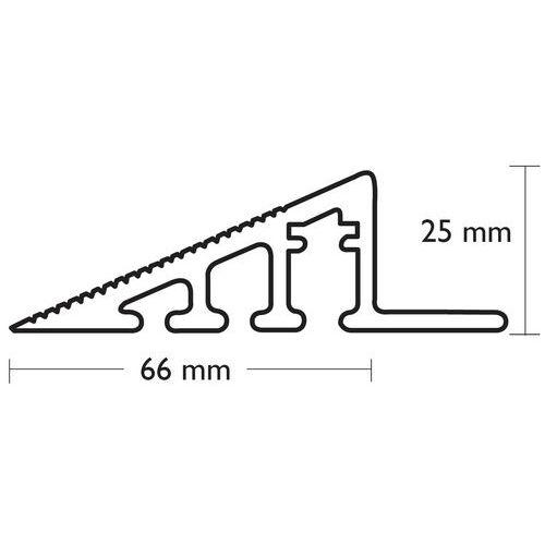 Kunststoffgitter-Auffahrrampe