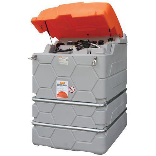 Diesel-Lagerstation Go Cube Outdoor- 1000 bis 2500L