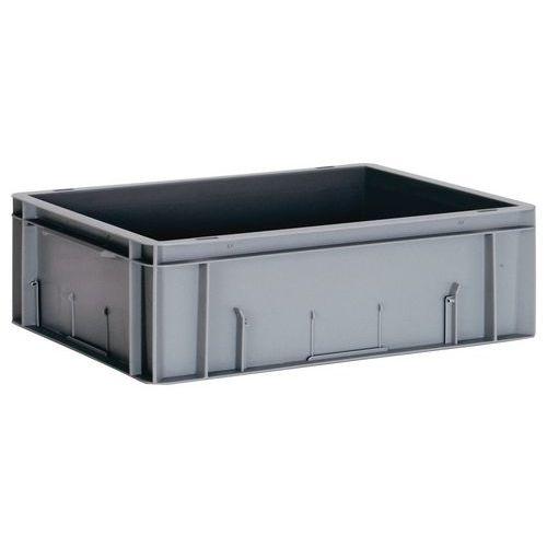 Euronorm-Behälter - Geschlossen - Länge 600 mm - 14 bis 40 L