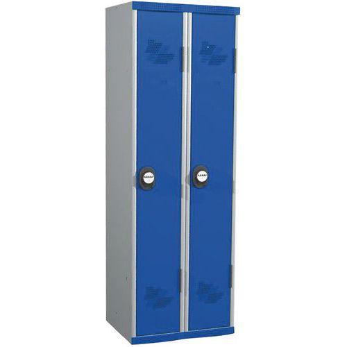 Spind Seamline Optimum® mit 2Säulen- Säulenbreite 300mm- auf Sockel- Acial