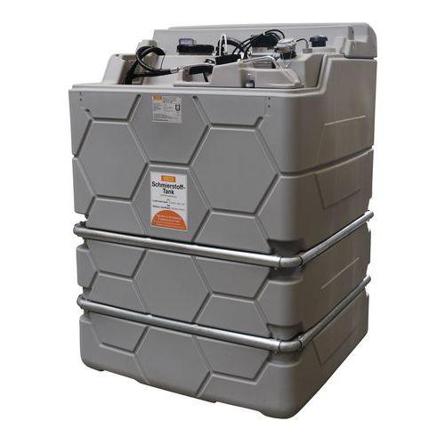 Lagerstation für Öl LUB Cube Indoor - 1000 bis 1500 L