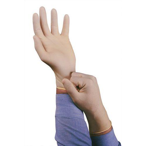 Handschuhe Kategorie 3 Latex puderfrei 69-318
