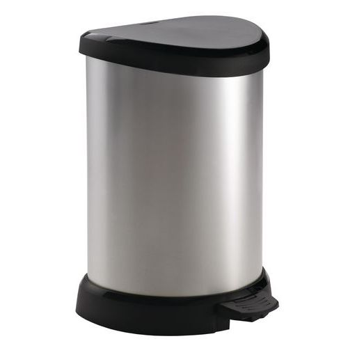 Abfallbehälter mit Fußpedal Decobin- 5L, 20L und 40L