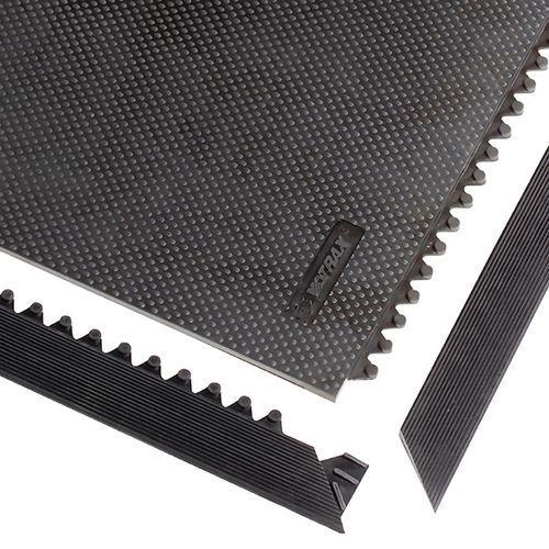 Modulare Platten zum Schutz des Bodens und der Ausrüstung Slabmat viereckig