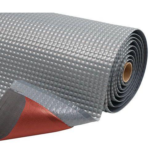 Hochwertige ergonomische Matte mit Blasen-Oberfläche- Notrax