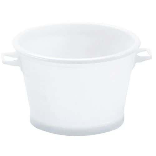 Zylindrischer Behälter - 35 bis 80 l