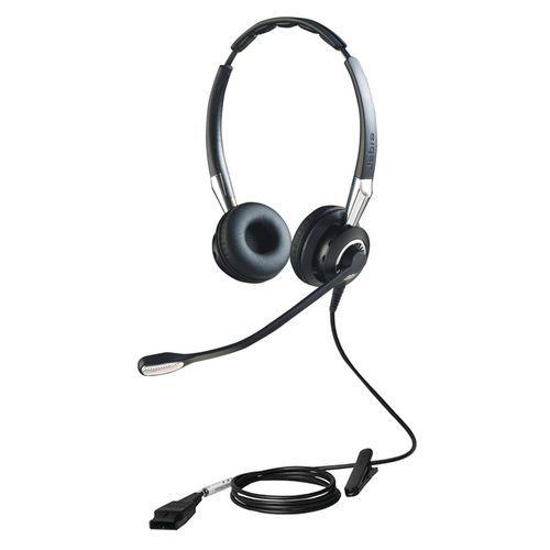 Headset BIZ 2400 II Duo JABRA