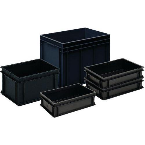 Behälter RAKO ESD- Kapazität 9 bis 90L