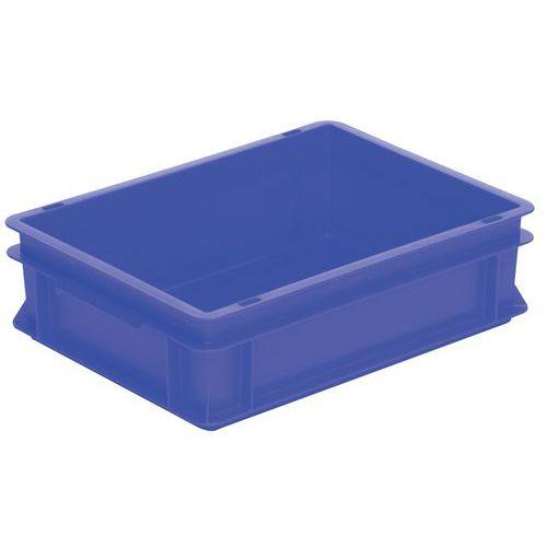 Stapelbarer Euronorm-Behälter blau RAKO- 10 bis 60L