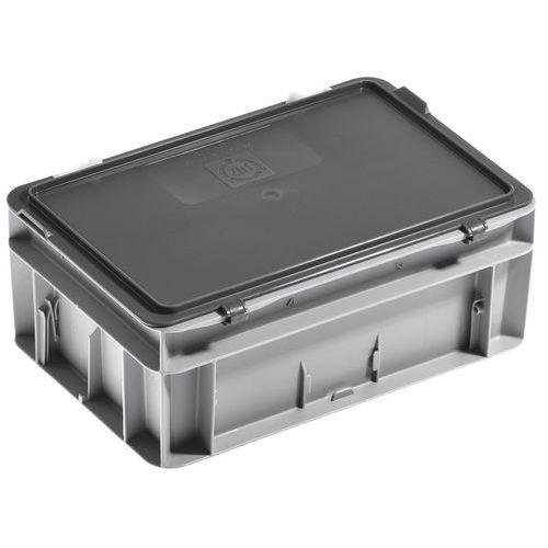 Behälter mit Deckel RAKO grau- 300x200mm- 5 und 9L