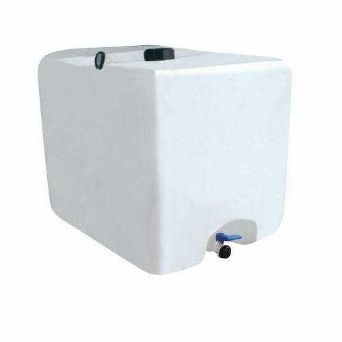 Transportbehälter Unicube, überarbeitet und zugelassen