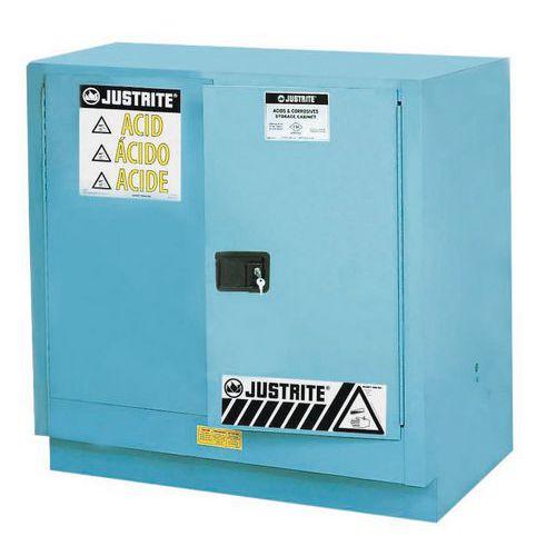 Sicherheitsschrank für korrosive Produkte - Fassungsvermögen 83 L