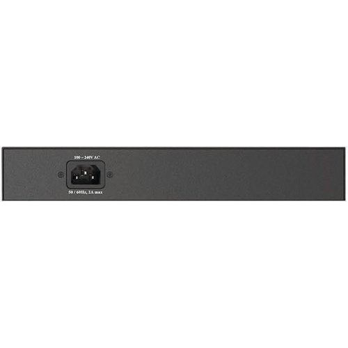 D-Link-Switch, 8 Eingänge, DGS-1008MP
