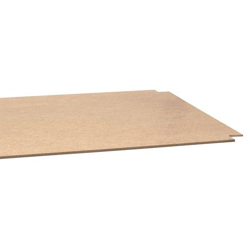 Abdeckplatte aus Holz Combi-Flip