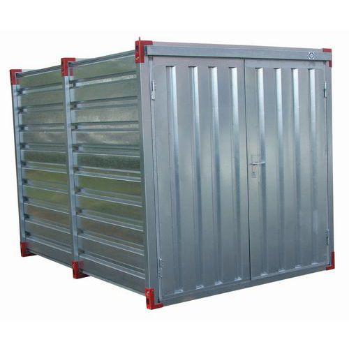 Container - Fassungsvermögen 200 L - Öffnung auf der Schmalseite