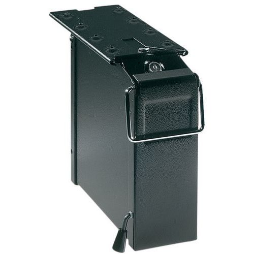 geldkassette security manutan deutschland. Black Bedroom Furniture Sets. Home Design Ideas