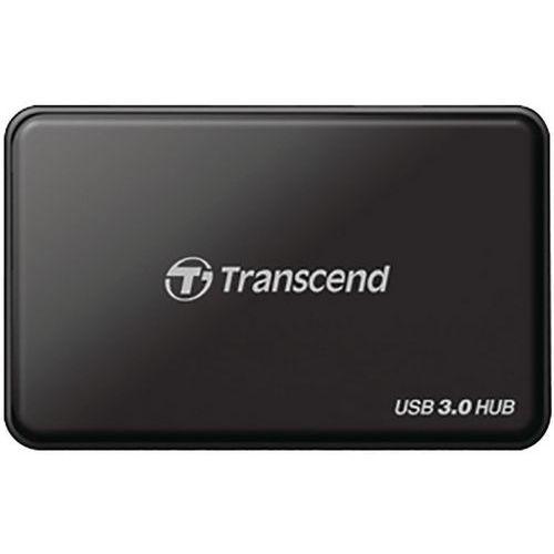 4-Port-Hub USB 3.0- Transcend