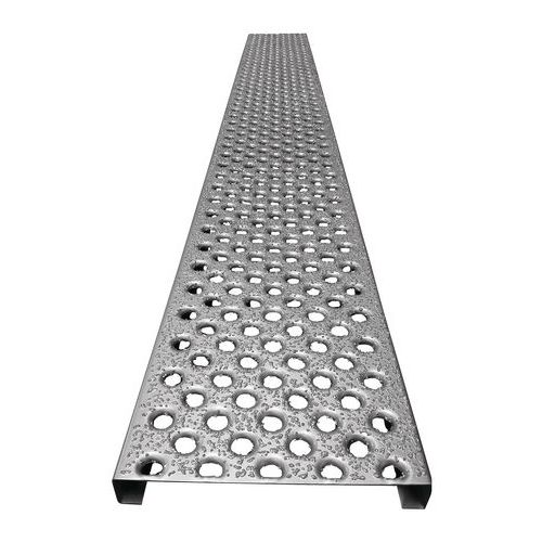 Verzinkter Stahlrost - Als Platten