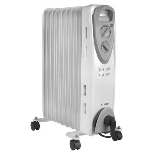 Ölradiator 500W, 1500W und 2000W
