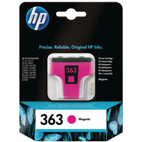 Druckerkartusche- 363- HP