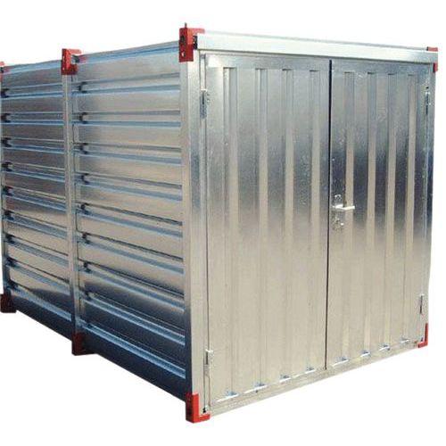 Container - Fassungsvermögen 1900 L - Öffnung auf der Schmalseite