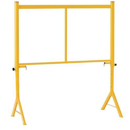 Bock aus gelbem Stahl- 500 kg