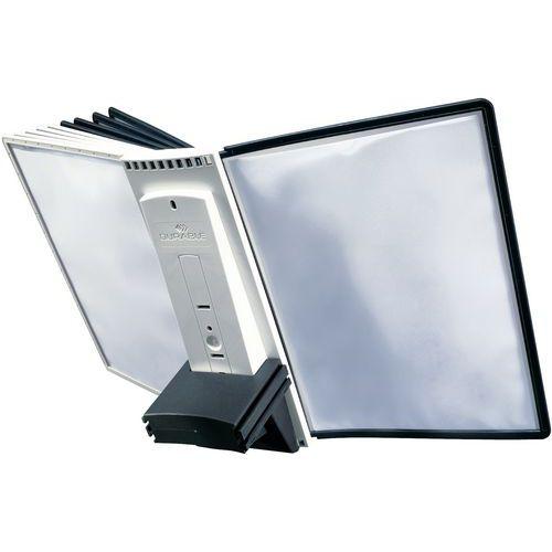 Erweiterungsmodul für Schreibtischhalterung Sherpa- 10 Sichttafeln A4