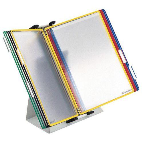 Präsentationssystem Tarifold mit Hüllen für A4-Format
