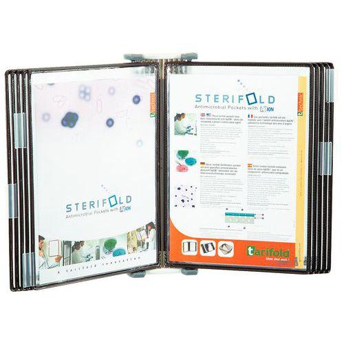 Wandhalter antimikrobielle Sterifold