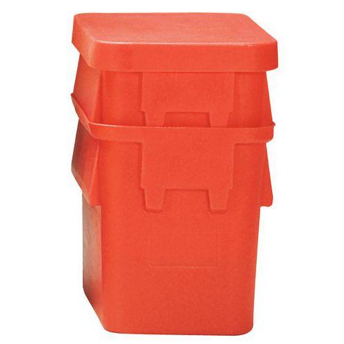 Stapelbarer Behälter Ercobox - 75 L - Ohne Rollen