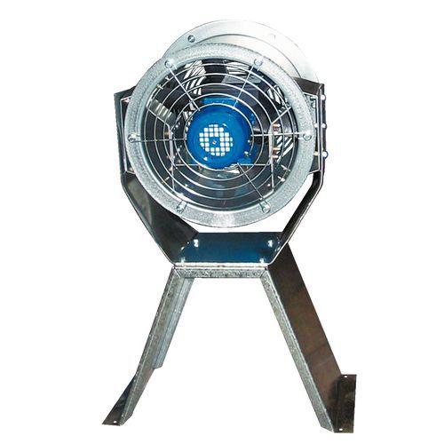Tragbarer Helicoid-Ventilator - wahlweise 230/400 V