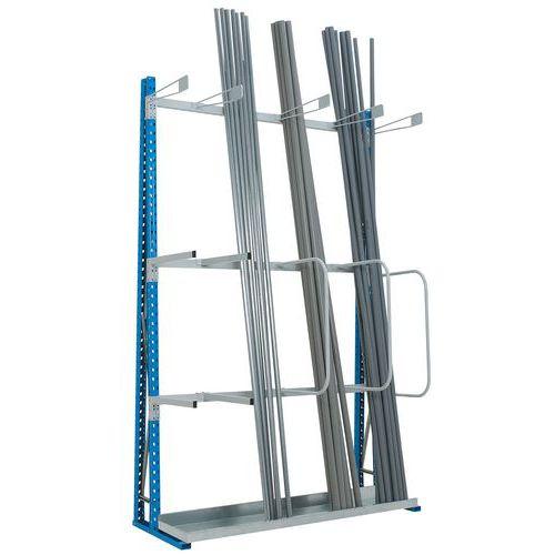 Vertikales Regal Epsivol- Höhe 2500mm