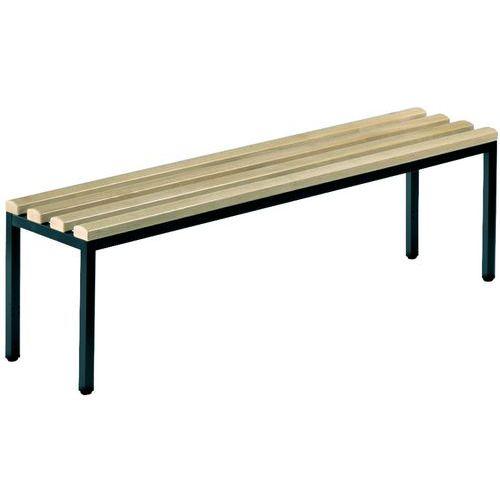 Garderobenbank CP aus Holz