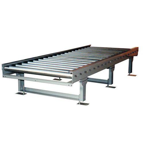 Förderer PML – mit Stahlrollen – für Paletten der Breite 1000mm