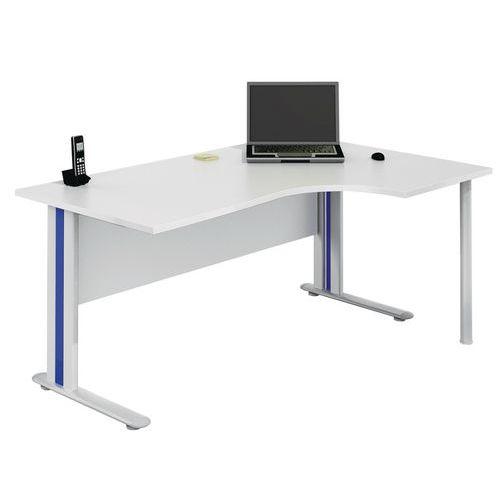 Kompakter Schreibtisch Rainbow 2