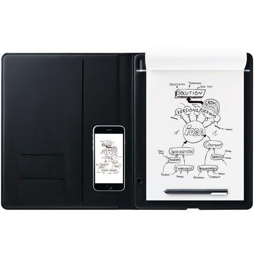 Smartpad- Wacom Bamboo Folio- schwarz