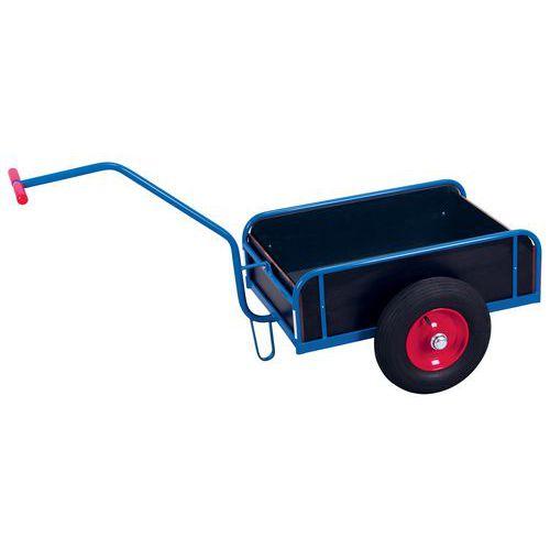 Anhänger mit Arm und Holzwänden- Tragkraft 200 und 400kg