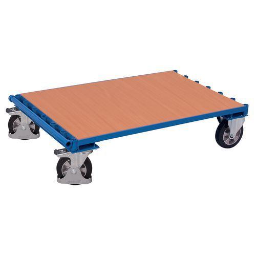 Ergonomischer Plattenwagen, ohne Seitenwandteile- Tragkraft 1200kg