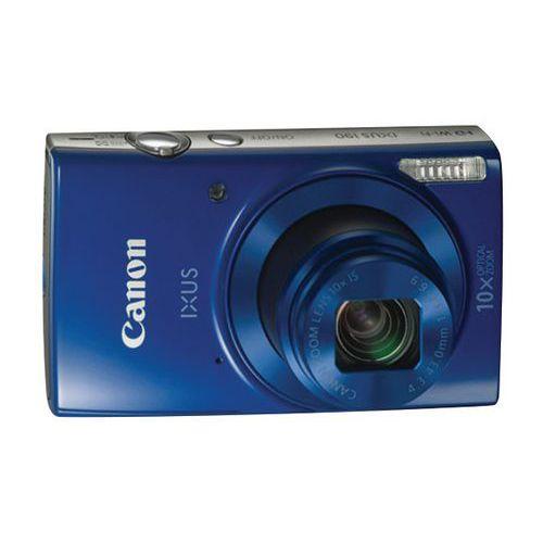 Digitale Kompaktkamera- Canon- IXUS 190- blau