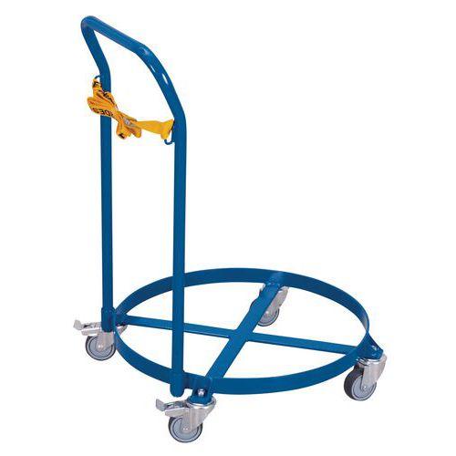 Fassroller mit Bügel- Tragkraft 250kg