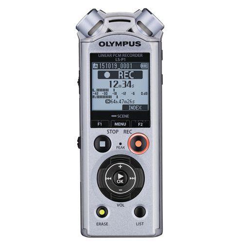 Digitales Diktiergerät- Olympus- LS-P1