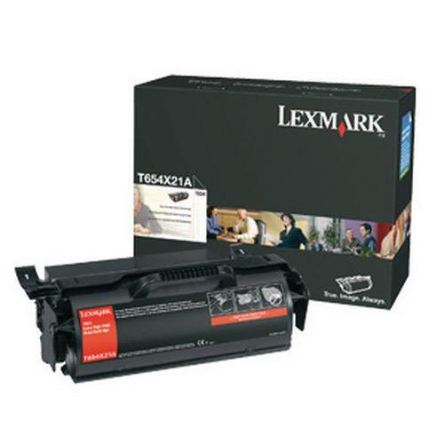 Toner- T654- Lexmark