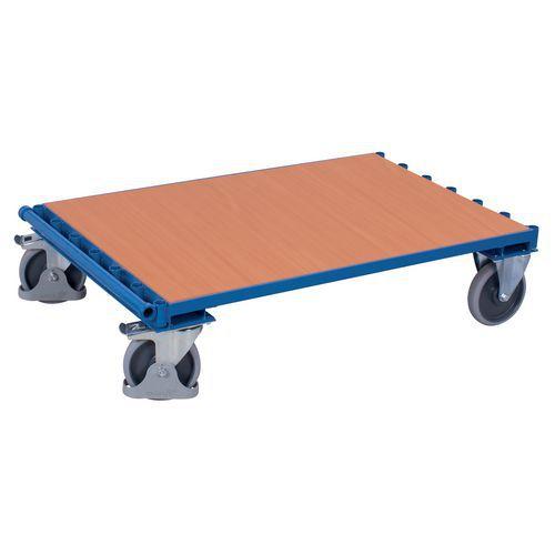 Ergonomischer Plattenwagen ohne Seitenwandteile- Tragkraft 500kg