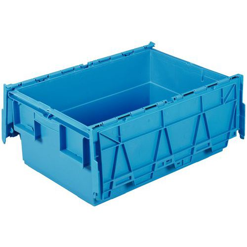 Transportbehälter Integra®  - Länge 600 mm - Türkis