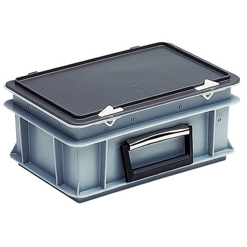 Behälter Koffer Rako mit Deckel - Standard - Länge 400 mm