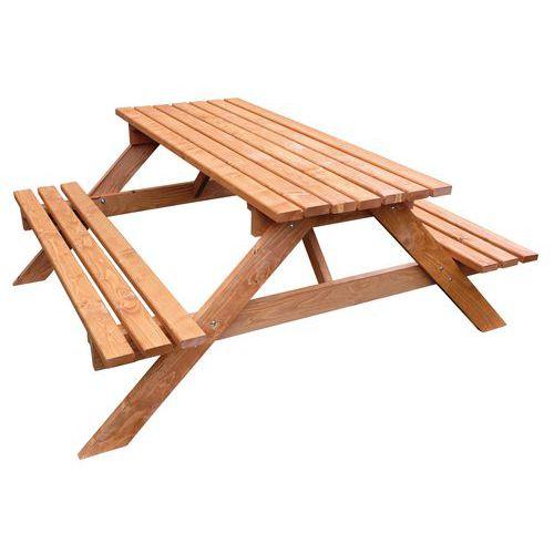 Picknicktische aus Holz