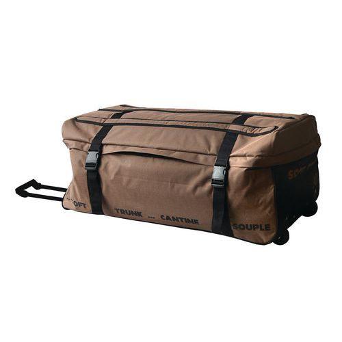 Kastenförmige Tasche, Rollkoffer, Soft Trunk