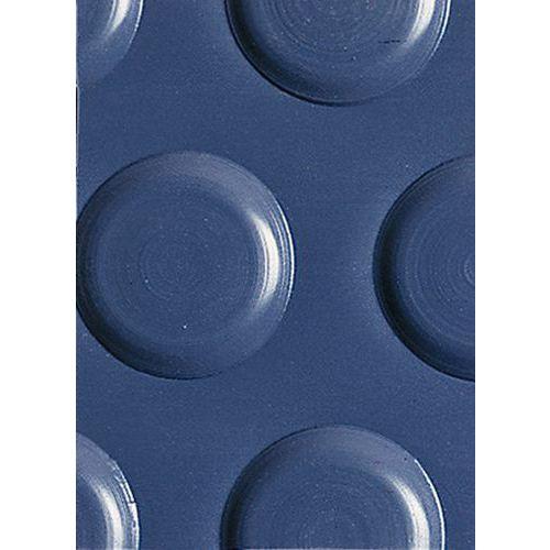 PVC-Matte mit Noppen - Große Noppen - Meterware